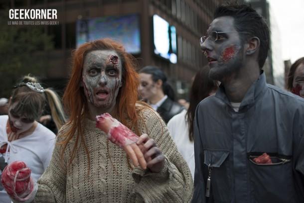 Marche Zombies Walk Montreal 2012 - Geekorner - 154