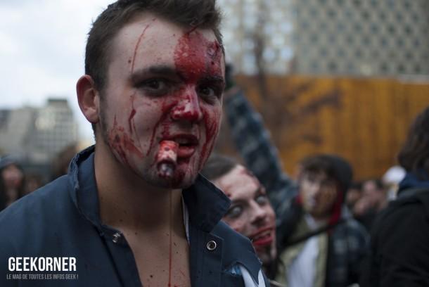 Marche Zombies Walk Montreal 2012 - Geekorner - 163