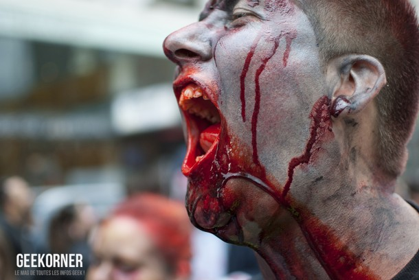 Marche Zombies Walk Montreal 2012 - Geekorner - 178