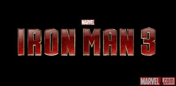 iRon Man 3 - Affiche Provisoire