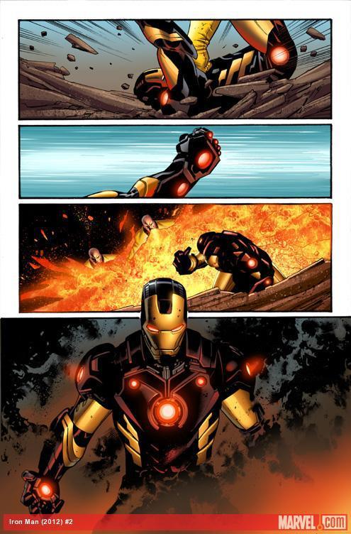 iRon Man 3 - Marvel