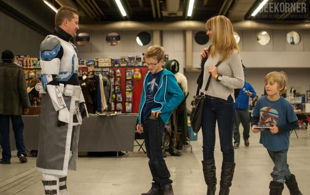 Cosplay Star Wars Montreal Mini Comiccon - Geekorner -  - 016