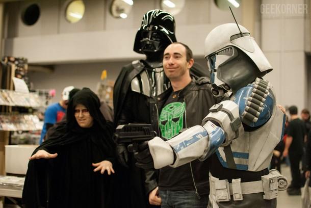 Cosplay Star Wars Montreal Mini Comiccon - Geekorner -  - 023