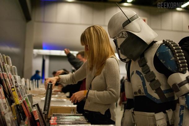 Cosplay Star Wars Montreal Mini Comiccon - Geekorner -  - 026