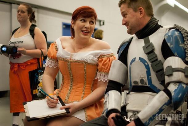 Cosplay Star Wars Montreal Mini Comiccon - Geekorner -  - 028